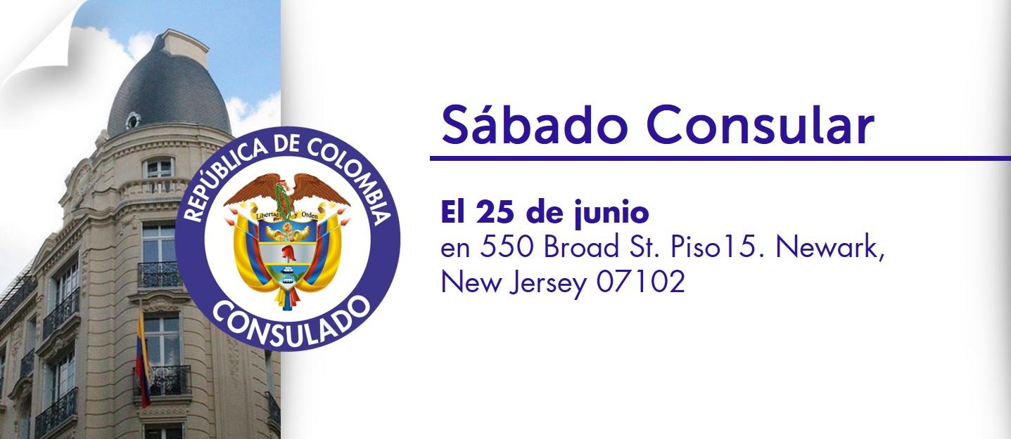 Consulado de Colombia en Newark