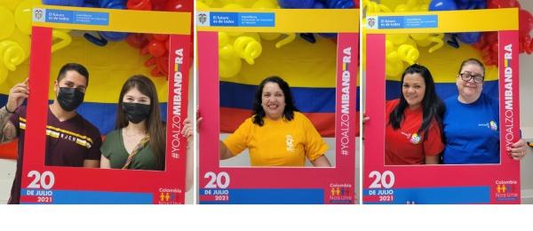 Así celebró el Consulado de Colombia en Newark el Día de la Independencia Nacional